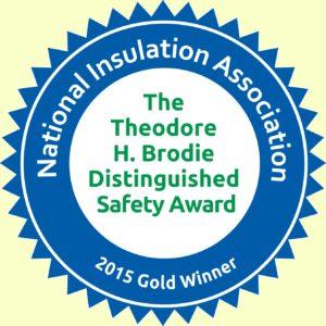 NIA 2015 Gold Award