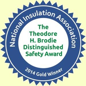 NIA 2014 Gold Award